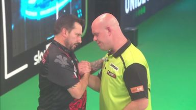 Clayton in final after beating MVG in thriller