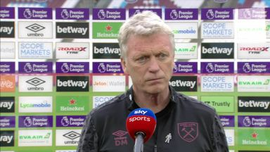 Moyes: The players have been immense