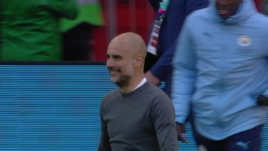 'Evolution key to Guardiola's Man City success'