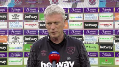 Moyes: We've been shooting for the stars