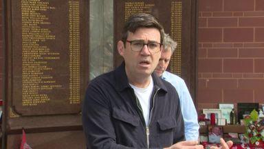 Burnham: Ordinary people need justice