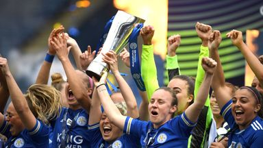 'Leicester excited for WSL challenge'