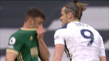 Bale shoots over (12)