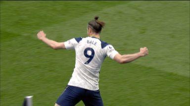 HT Tottenham 1-0 Sheff Utd