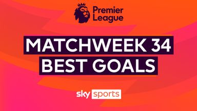 PL Best Goals: Matchweek 34