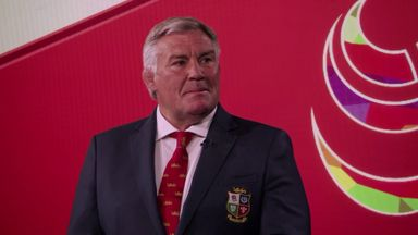 Leonard: Lions tours are the pinnacle