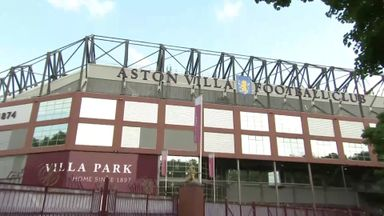 Villa Park offered up for Champions League final