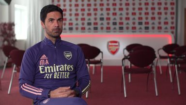 Arteta: I give my life to this club