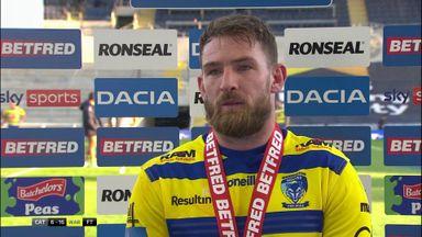 Clark praises gritty defence