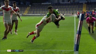 McIntosh takes flight for spectacular try