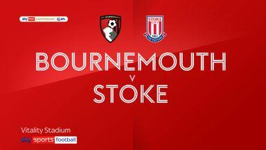 Bournemouth 0-2 Stoke