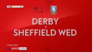 Derby 3-3 Sheff Wed