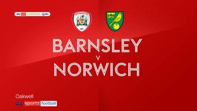 Barnsley 2-2 Norwich