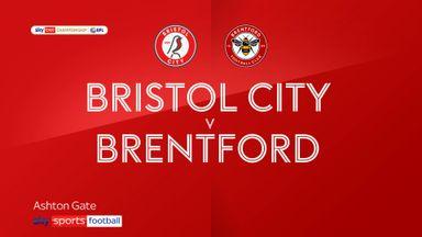 Bristol City 1-3 Brentford