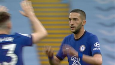 Ziyech equalises for Chelsea! (63)