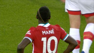 Mane fires over (10)