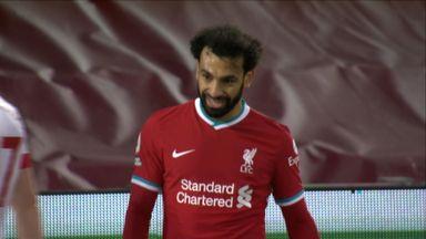 Forster denies Salah (19)