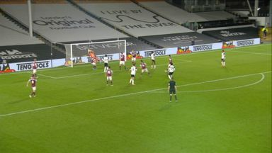 Anguissa hits the woodwork (70)