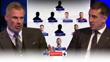 Neville & Carragher's Team of the Year