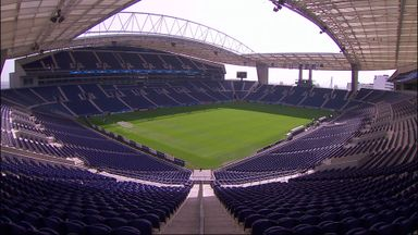 'Porto favourites to host CL final'