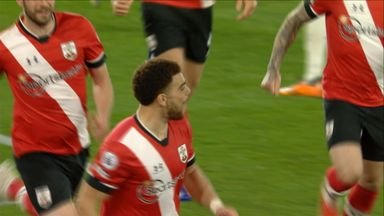 Adams squeezes in Southampton's second! (48)