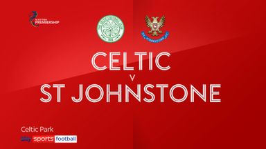 Celtic 4-0 St. Johnstone