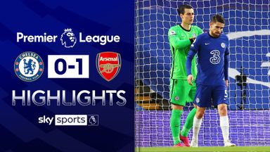 Jorginho blunder helps Arsenal past Chelsea