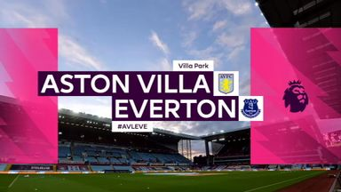 Villa dent Everton's European hopes