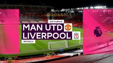 FT Manchester Utd 2 - 4 Liverpool