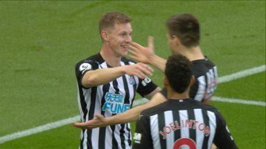 Krafth puts Newcastle ahead (25)