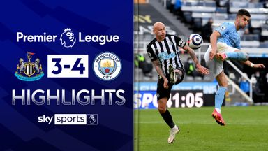 Torres scores hat-trick in thriller at St James'