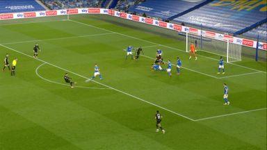 Goal S Benrahma (87) Brighton 1 - 1 West Ham