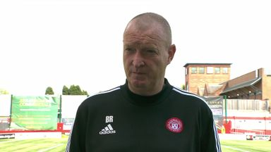 Rice: Accies can return from relegation