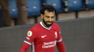 Johnstone saves from Salah (28)