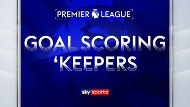 PL goal scoring 'keepers