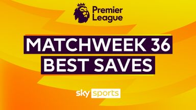 PL Best Saves: Matchweek 36