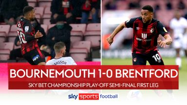Bournemouth 1-0 Brentford