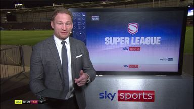 Game Breaker: Warrington 20-26 Huddersfield