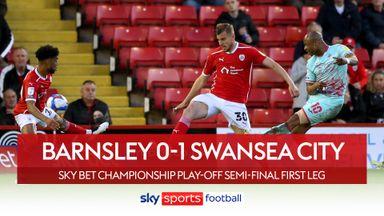 Barnsley 0-1 Swansea