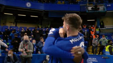 Rudiger gives Chelsea the lead (47)
