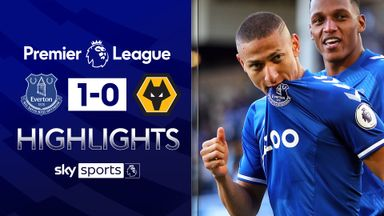 Richarlison gives Everton the points