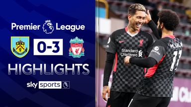 Liverpool cruise past Burnley and into top four