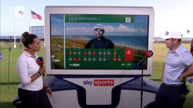 Oosthuizen: I must stay in the moment