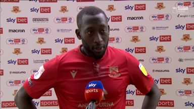 Diagouraga: Fans helped us over the line