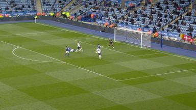 Leicester stunned as Bale scores again! (90+6)