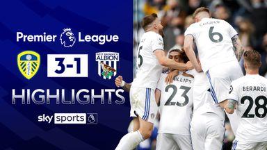 Leeds treat fans to final-day win
