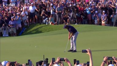 How Mickelson secured PGA victory