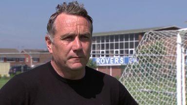 Mellon makes surprise return to Tranmere