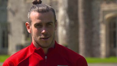 Bale coy on future: My sole focus is on Euros