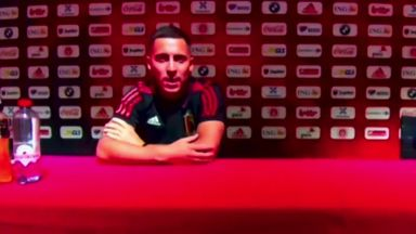 Hazard: I'm committed to Real Madrid